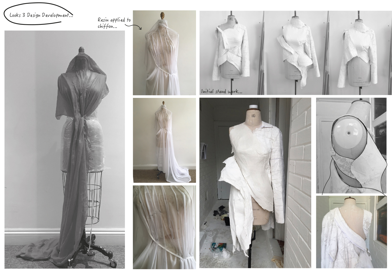 Tess Mcnab Fashion Design With Business Studies Ba Hons University Of Brighton