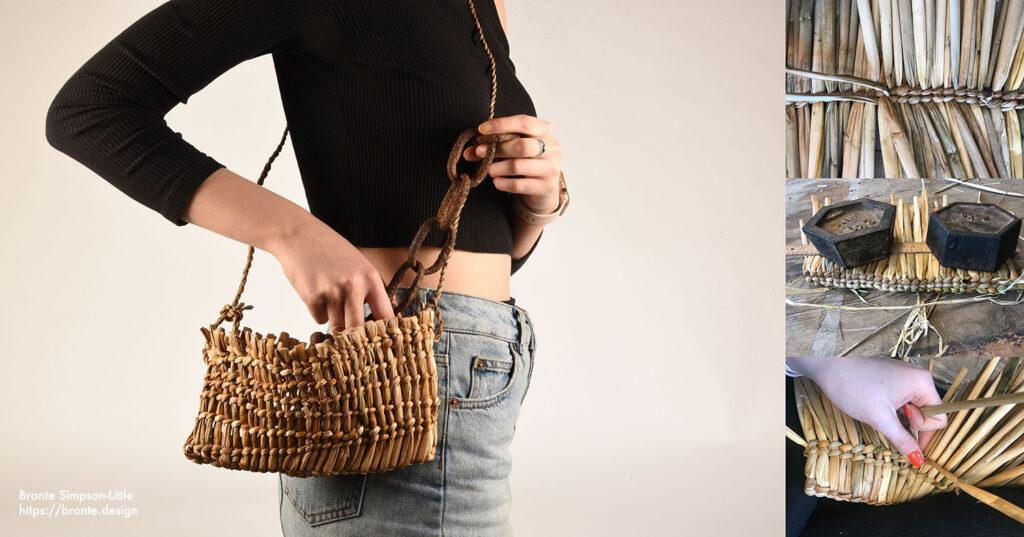 Straw Woven Bag