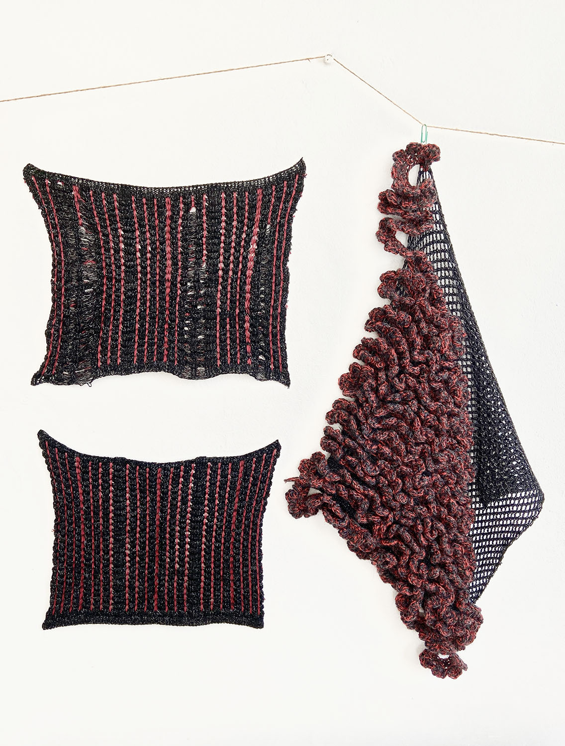 Knitted Textiles Sample