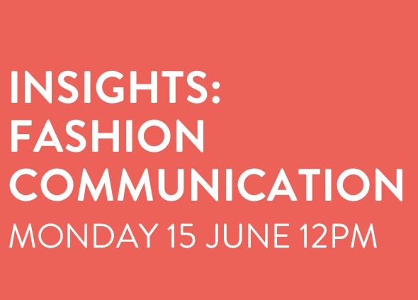 Insights Event 15th June 12pm