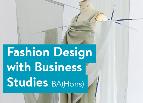 Fashion Design with Business Studies BA(Hons)