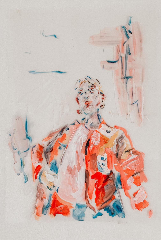 Painting figurative