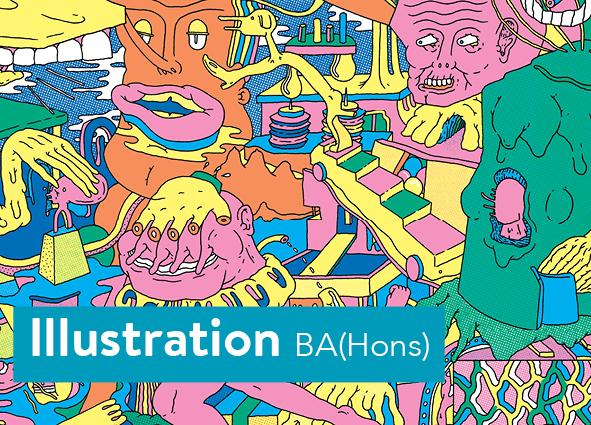 Illustration BA(Hons)