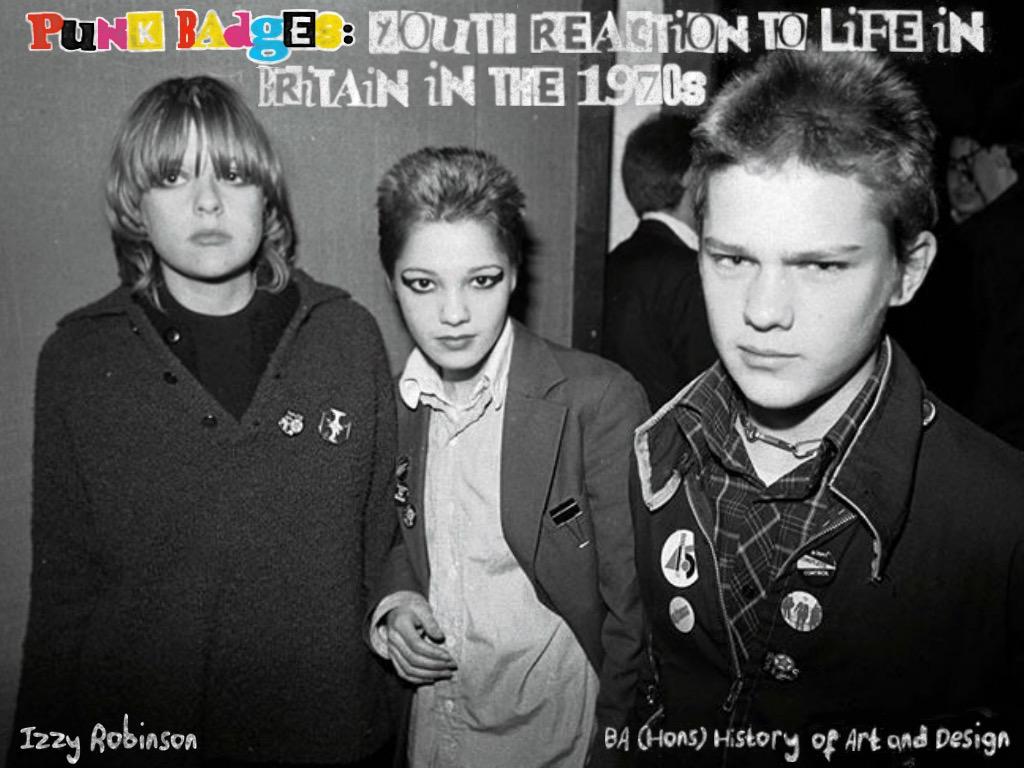 archive photo 3 punks