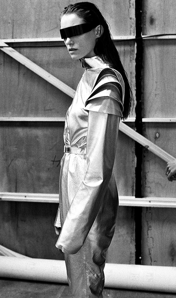 photo of female model