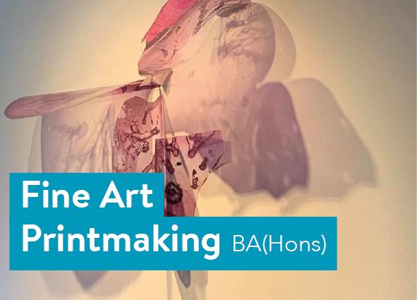 Fine Art Printmaking BA(Hons)