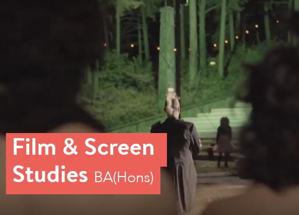 Film and Screen Studies BA(Hons)