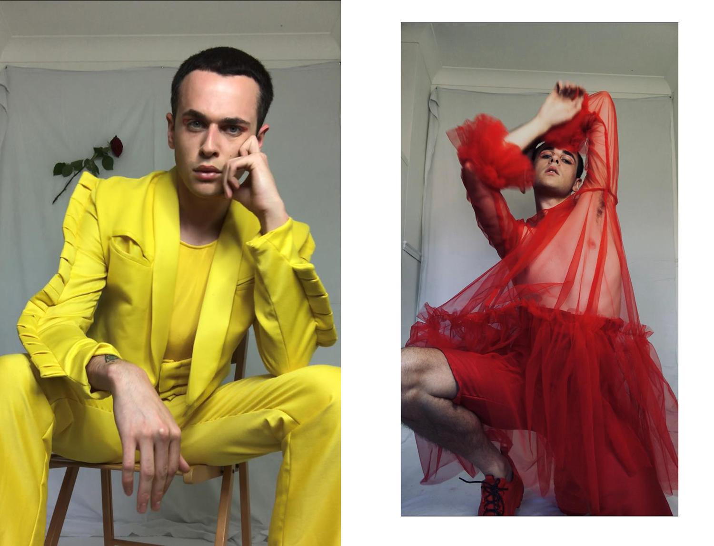 Fashion photographs