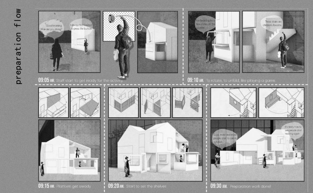 Modular building poster
